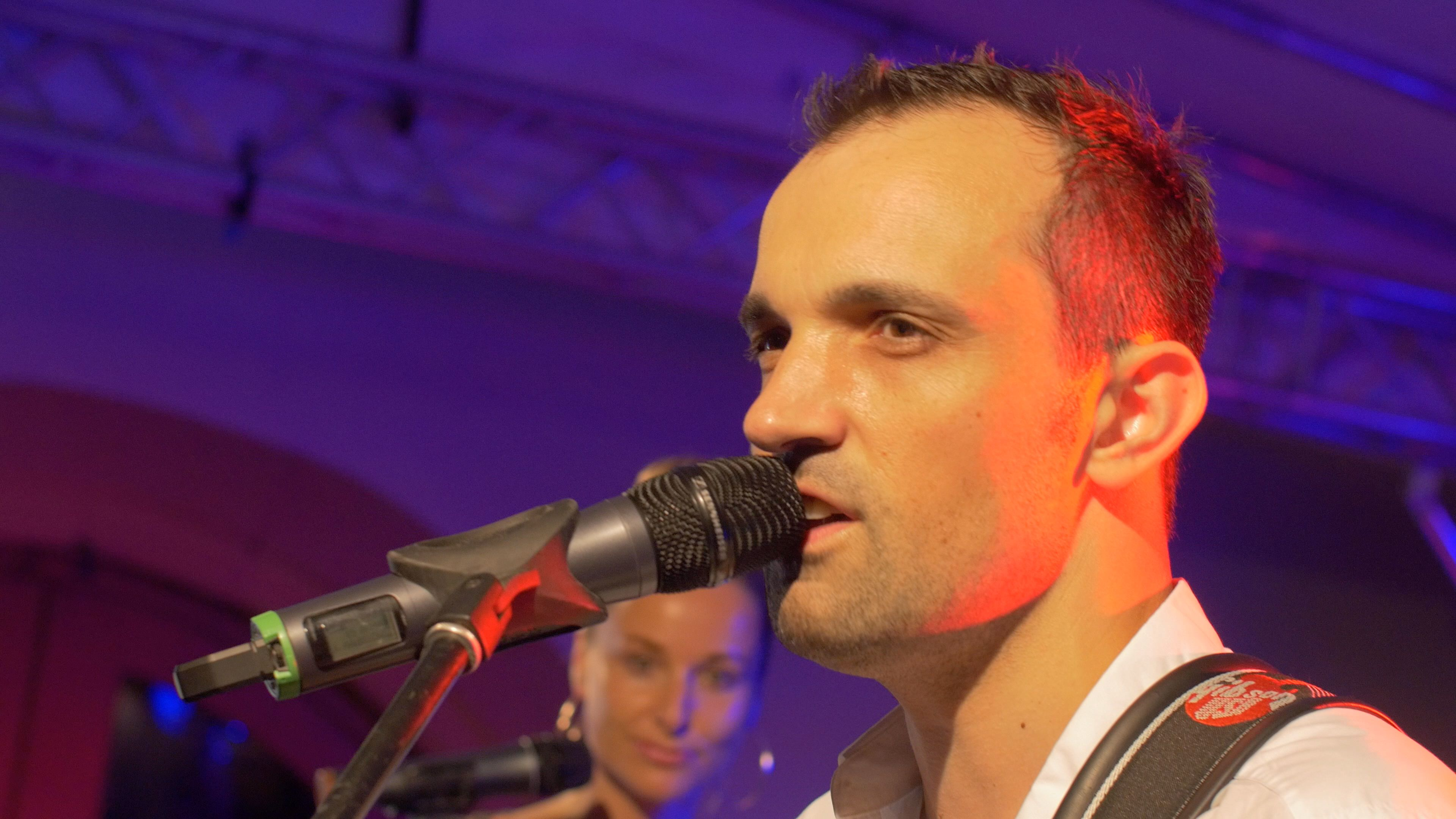 abgroovebereit Live Band : Get Lucky by Daft Punk :